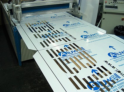 Letratec aluminio compuesto for Cotizacion aluminio argentina